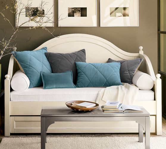 Pottery Barn Pull Out Loveseat