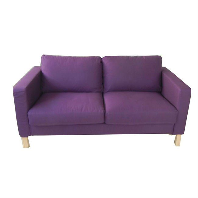 Purple Sofa Cover