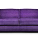 : purple sofa mile end
