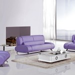 : purple sofa set