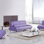 : purple sofa set