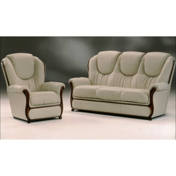 Real Leather Sofas On Sale