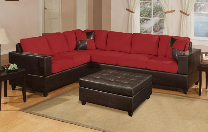 Red And Black Couch Set Couch Sofa Ideas Interior