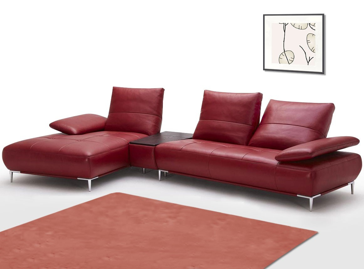Red Leather Sofas On Sale