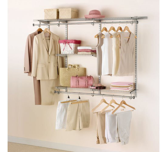 rubbermaid closet design your own