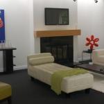 : sectional sofa for long narrow room