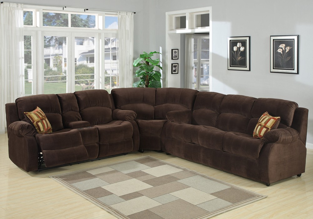 Sectional Sofa Sleeper With Recliner