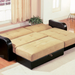 : sectional sofa sleeper with storage