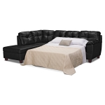 : sectional sofa with sleeper and chaise