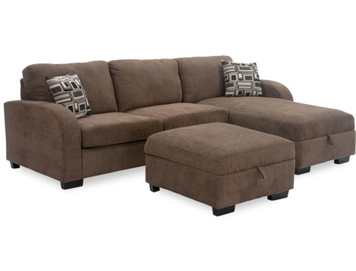 Sectional Sofa With Sleeper And Storage