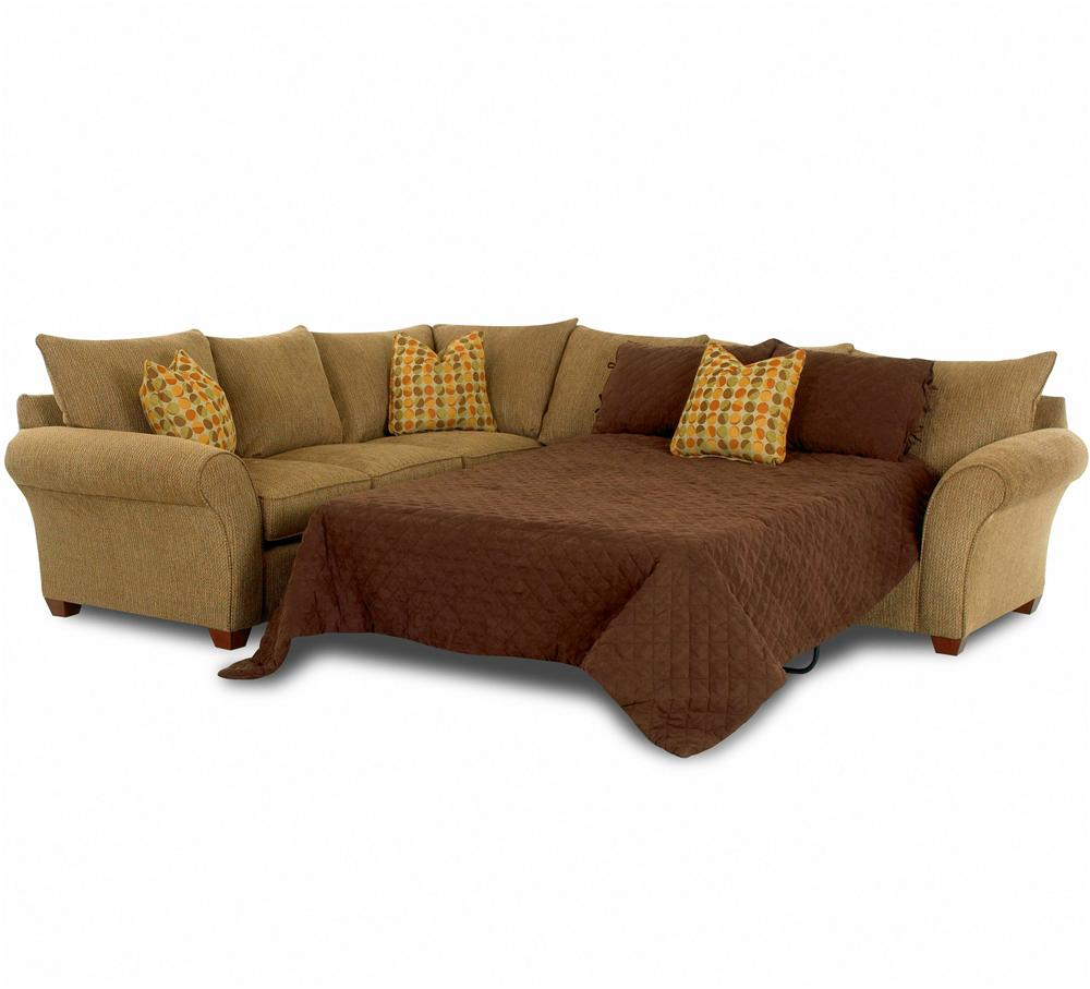 Sectional Sofa With Twin Sleeper