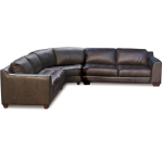 : sectional sofa with wedge corner