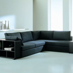 : sectional sofas with sleepers microfiber