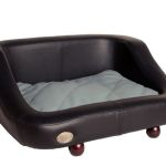 : small black couch for sale