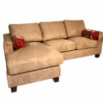 : small couches with chaise
