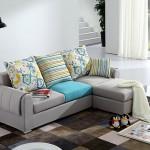 : small l shaped sofa dimensions