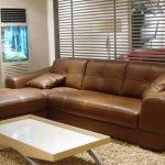 : small l shaped sofa sale