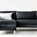 : small sectional couch ikea