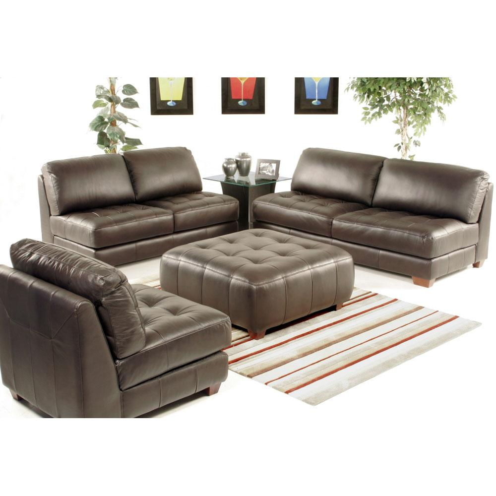 Sofa And Loveseat With Ottoman