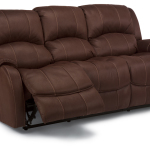 : sofa and loveseat with recliners