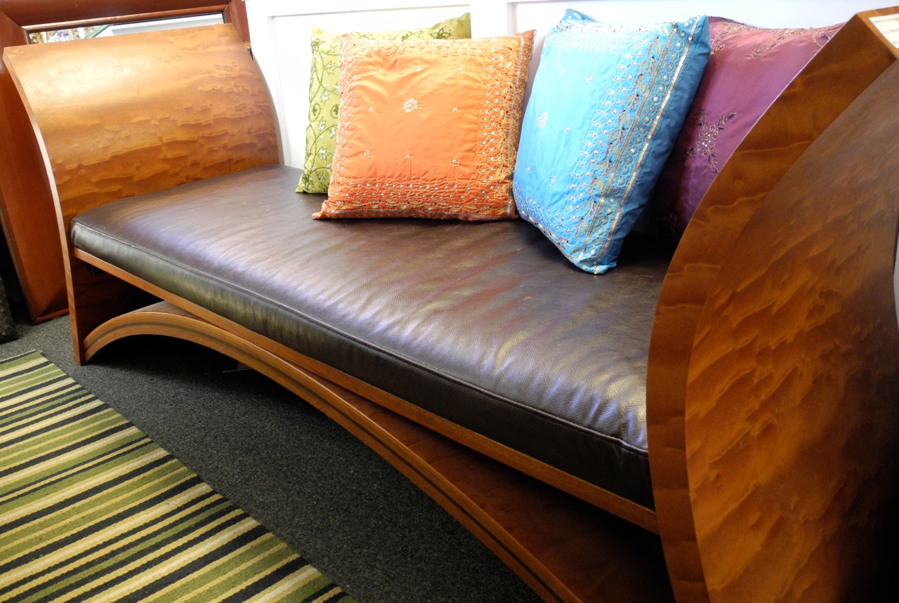 Sofa And Loveseat Wood