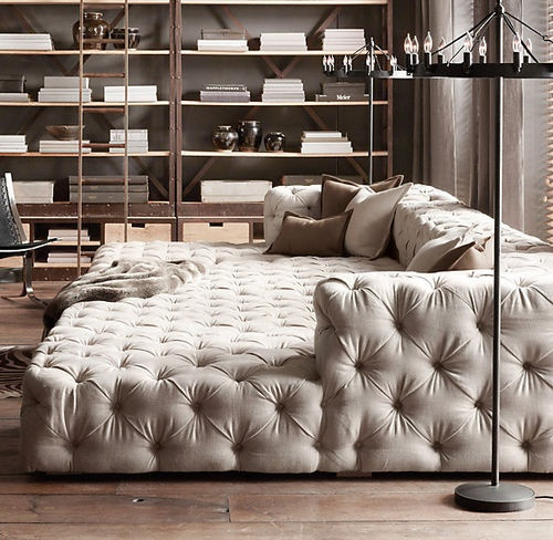 Super Wide Couch