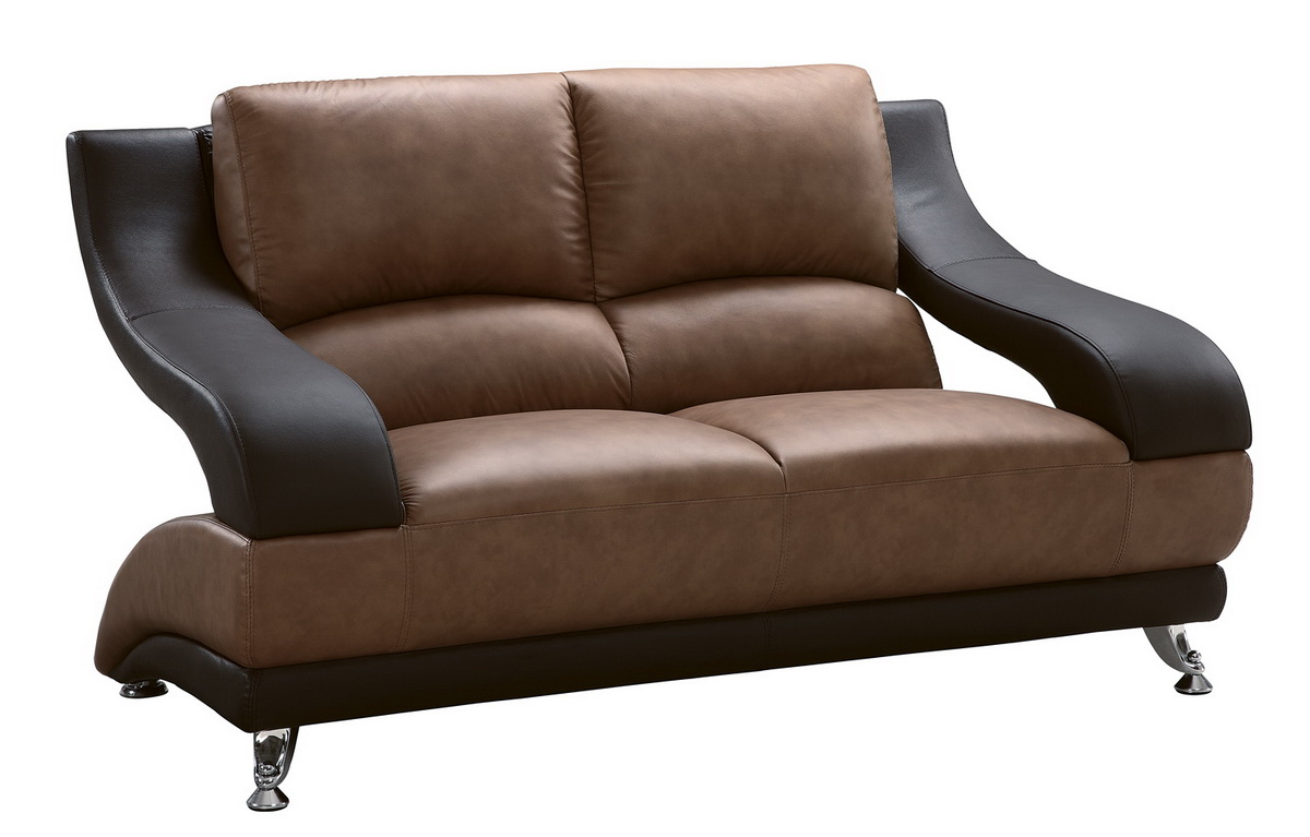 Tan Leather Couch And Loveseat