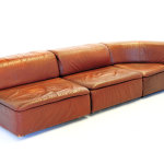 : the pit sectional sofa