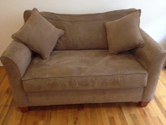 Used Loveseat Sofa Bed