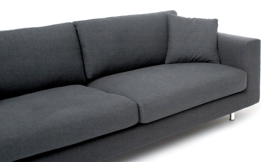 Wide Arm Couch