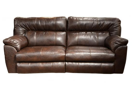 Wide Recliner Couch