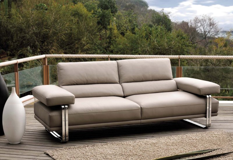 Wide Sectional Couch