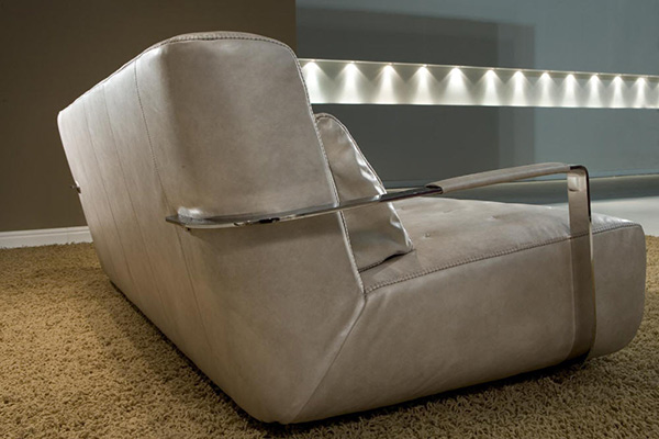 Wide Width Couch