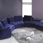 : wrap around couch recliner