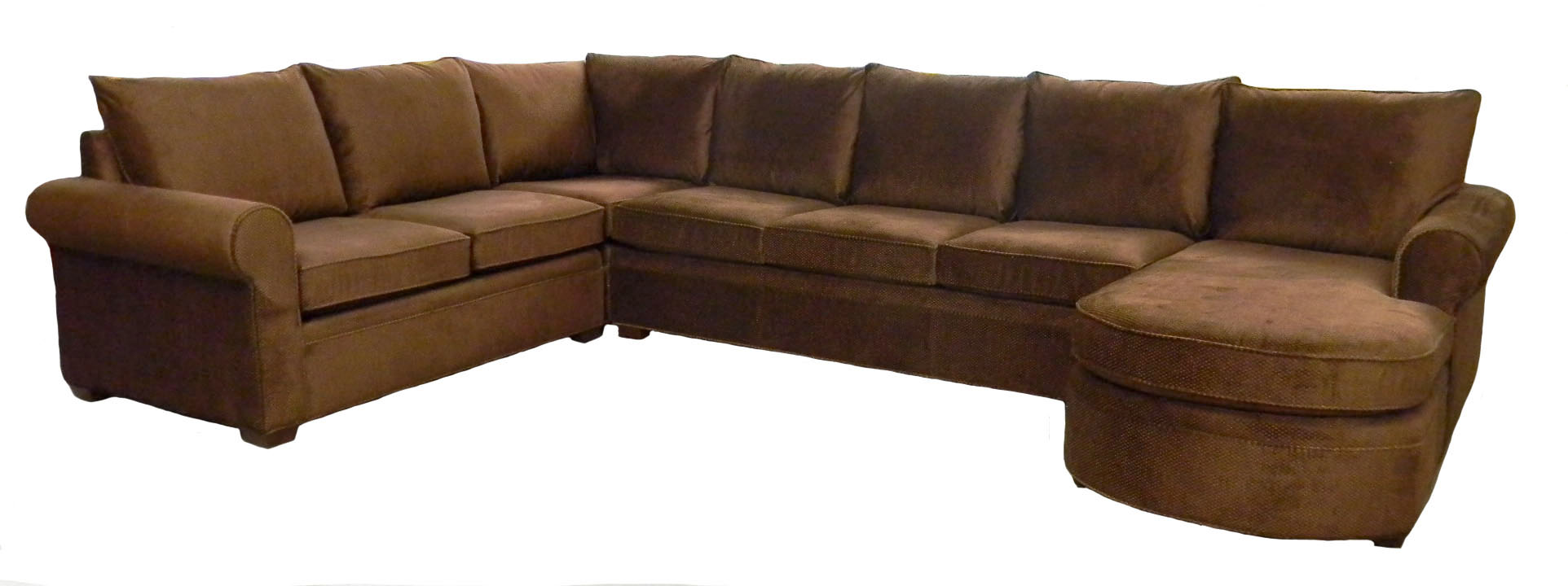 Wrap Around Couch With Sleeper