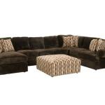 : wrap around recliner couches