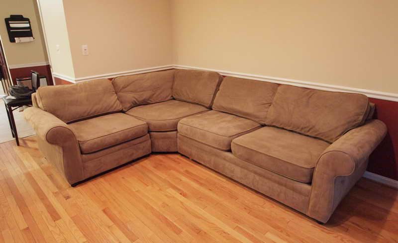 Wrap Around Sectional Couches
