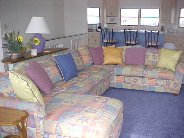 Wrap Around Sofa Slipcover