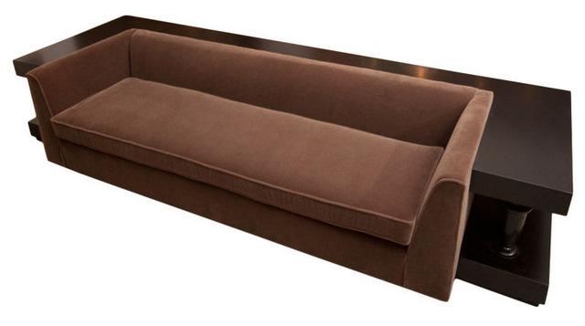 Wrap Around Sofa Table