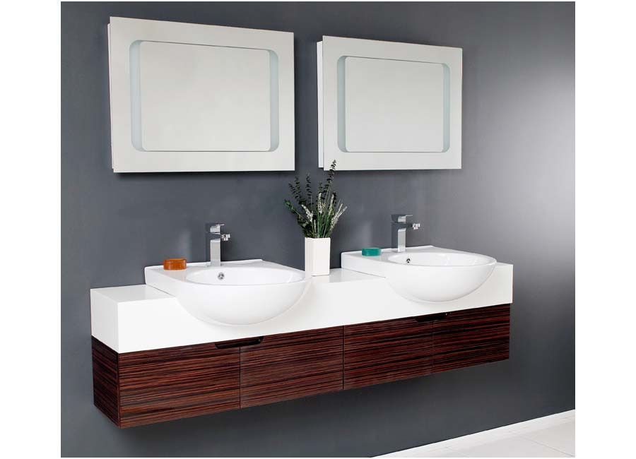 66 double sink bathroom vanity