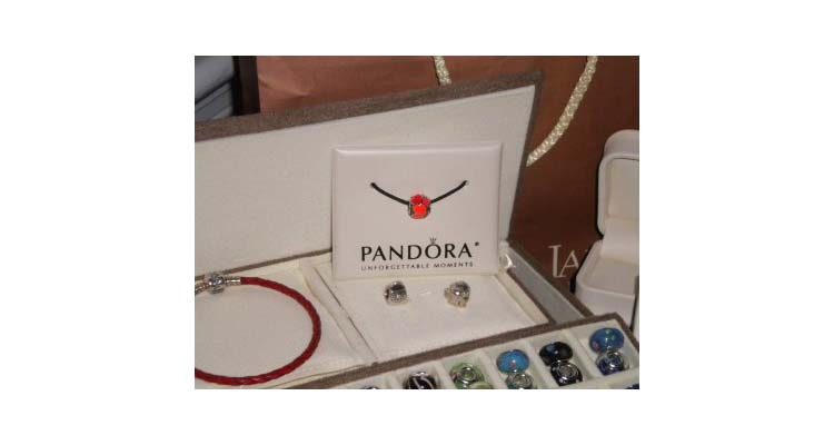 Authentic Pandora Jewelry Box.  Source:Flickr