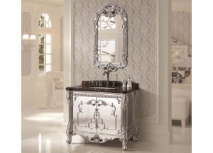 Bathroom mirror vanity ideas