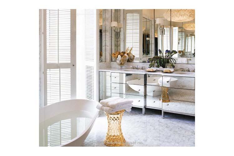Bathroom mirrors double vanity