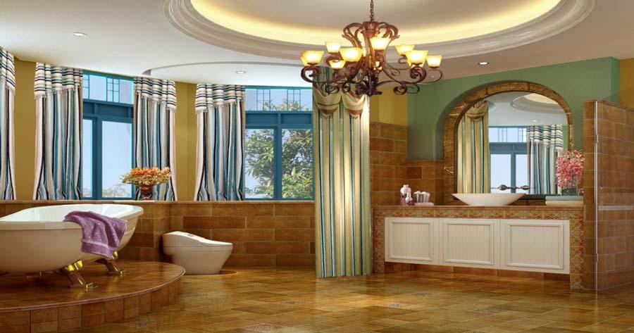 Bathroom vanity cabinet sets