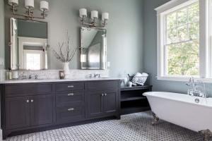 Bathroom vanity cabinets clearance