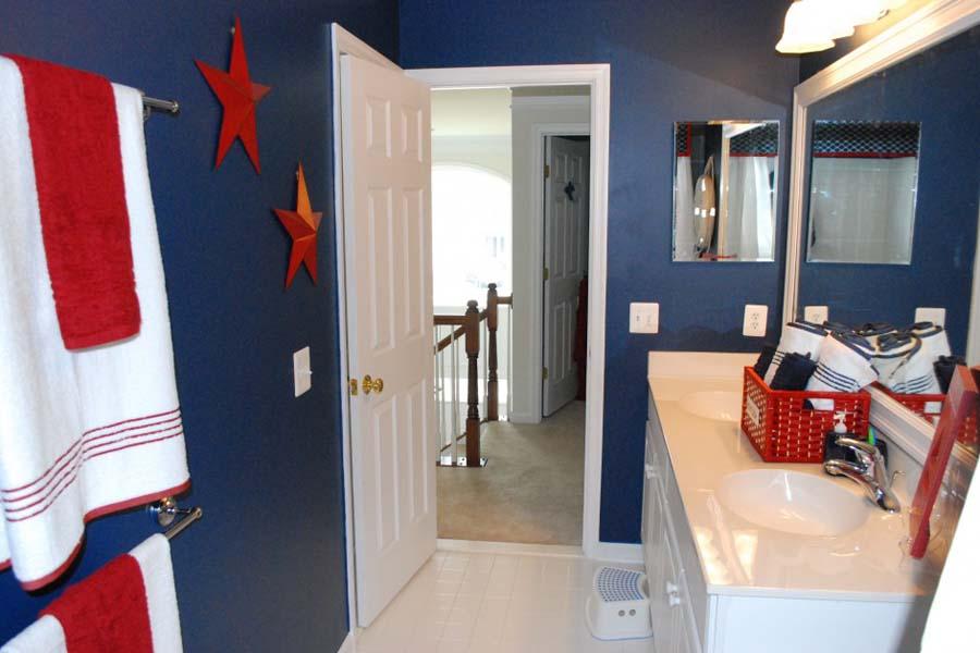 Bathroom vanity color ideas
