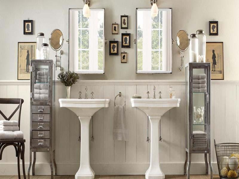 Bathroom vanity hardware ideas
