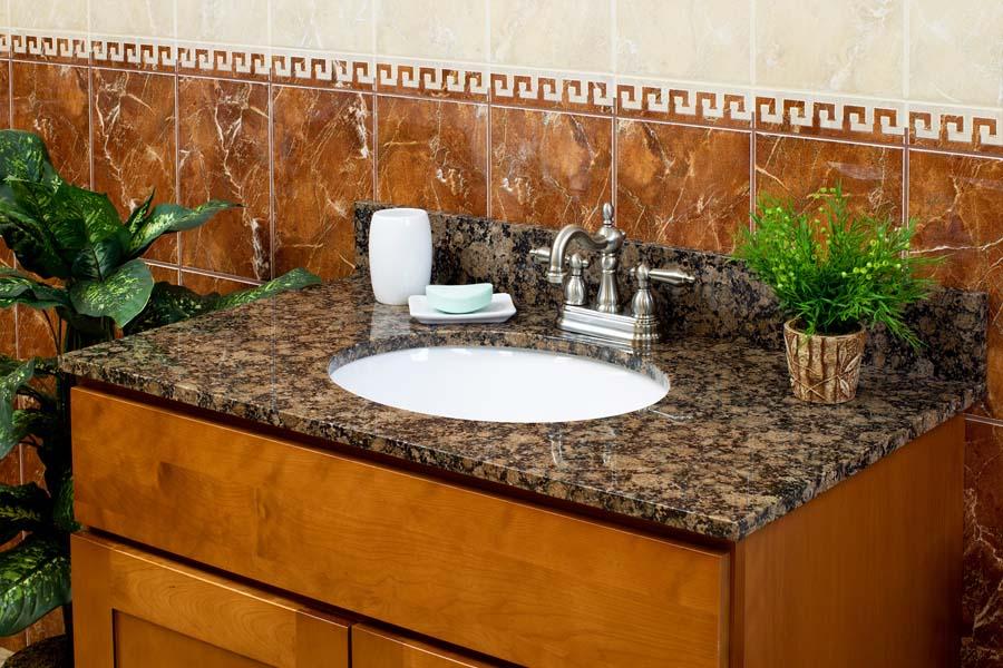 Bathroom vanity tops 37 x 22