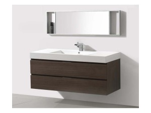 Contemporary bathroom vanities for less