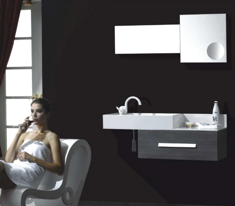 Contemporary bathroom vanities sale